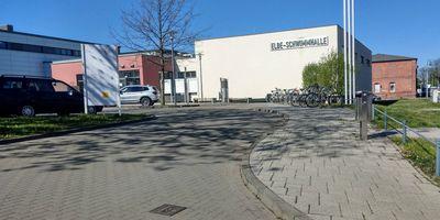 Elbeschwimmhalle in Magdeburg