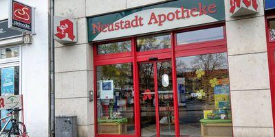 Neustadt-Apotheke in Magdeburg