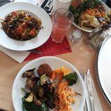 red - die grüne Küche in Heidelberg