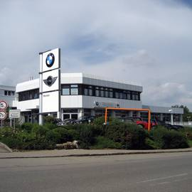 Bild zu Menton Automobilcenter - Hermann Menton GmbH & Co KG in Reutlingen