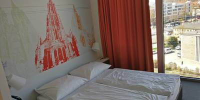 B&B Hotel Ulm in Ulm