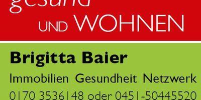 Baier Brigitta - gesund und WOHNEN Immobilienbüro in Lübeck