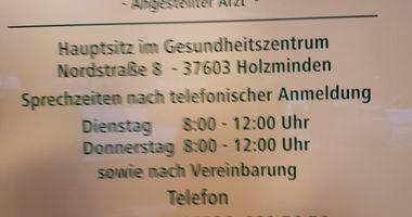 Scharfetter Sabine Drs. in Holzminden
