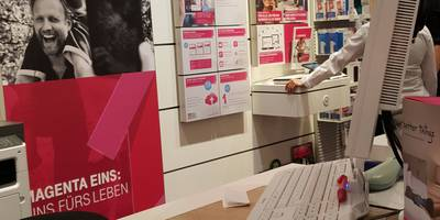 Telekom Shop in Bochum