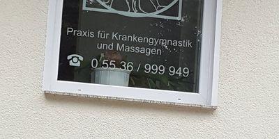 Rhiel Josef Praxis für Krankengymnastik und Physikalische Therapie in Neuhaus Stadt Holzminden