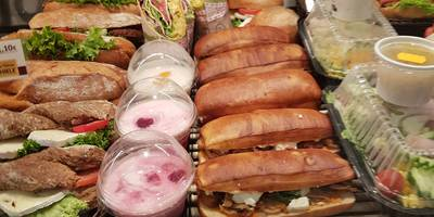 Feinbäckerei Thiele, im REWE-Markt in Uslar