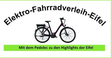 Elektro-Fahrradverleih-Eifel in Blankenheimerdorf Gemeinde Blankenheim an der Ahr