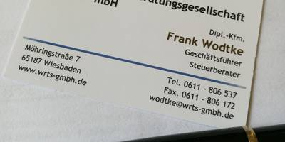 W & R Treuhand Steuerberatung GmbH in Wiesbaden