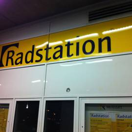 Radstation in Köln