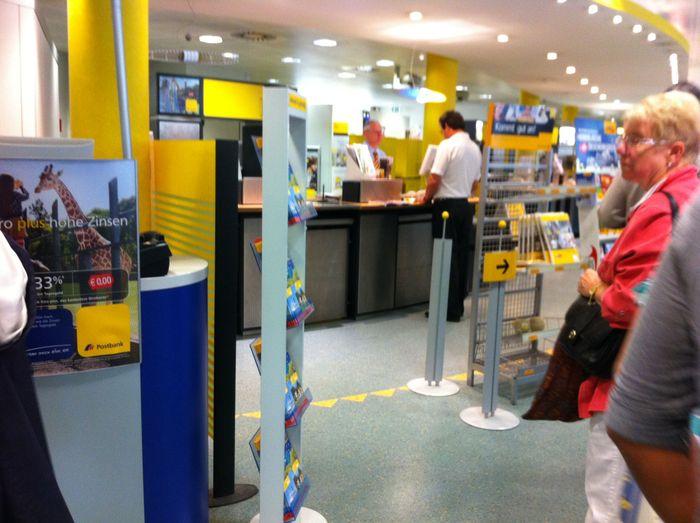 Postbank Finanzcenter Unna