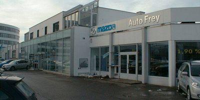 Auto Frey GmbH in Augsburg