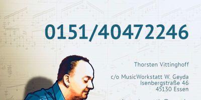 Gitarrenschule Essen T. Vittinghoff in Essen