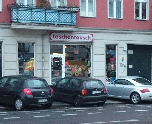 taschenrausch ug rosemarie driehaus in berlin in das rtliche. Black Bedroom Furniture Sets. Home Design Ideas