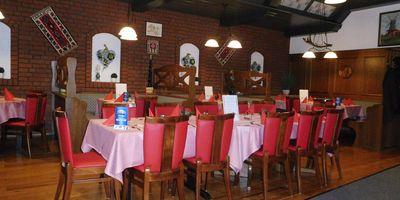 """Hotel Deutsches Haus & Restaurant """"Bei Iljan"""" in Friedeburg in Ostfriesland"""