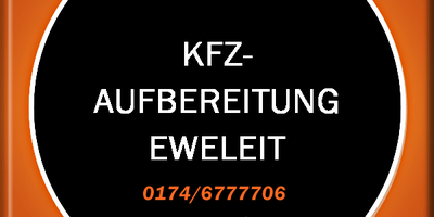 Eweleit Kfz Aufbereitung in Alsfeld