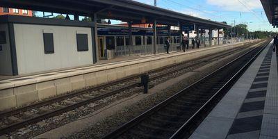 Bahnhof Ingolstadt Hbf in Ingolstadt an der Donau