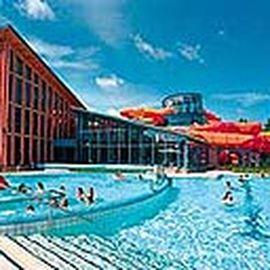 Bild zu Freizeitbad Wonnemar in Wismar in Mecklenburg