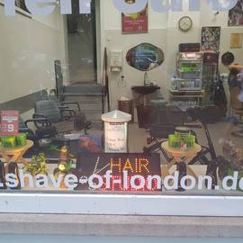 Shave of London in Mannheim