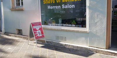 Shave of London Inh. Klaus Lindemann Herrensalon in Mannheim