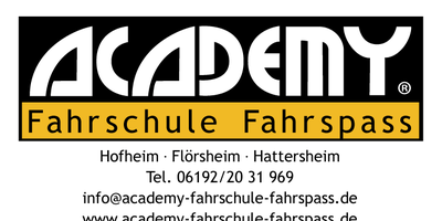 Academy Fahrschule Fahrspass GmbH in Hofheim am Taunus