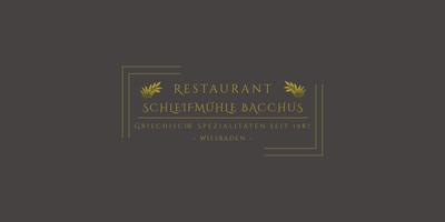 Schleifmühle Bacchus in Wiesbaden