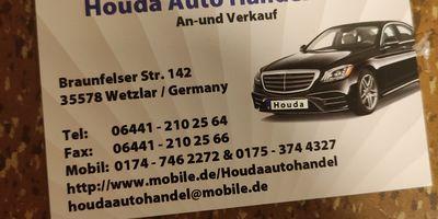 Houda's Autohandel in Wetzlar