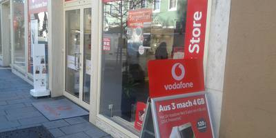 Vodafone Shop in Fürstenfeldbruck