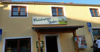 Mainburger Stube in Mainburg