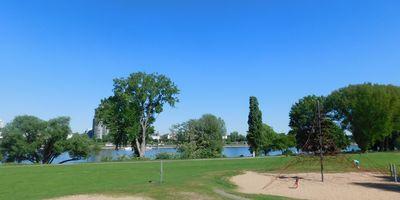 Rheinpark Köln in Köln