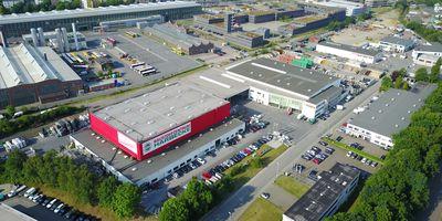Harbecke Baustoffzentrum in Mülheim an der Ruhr