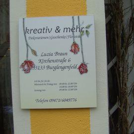 Bild zu Kreativ Mehr Braun Luzia in Burglengenfeld