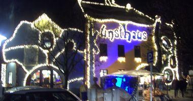 Kuchlbauers Weihnachtsmarkt in Abensberg