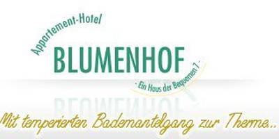 Appartementhaus Blumenhof in Bad Griesbach Therme Stadt Bad Griesbach im Rottal