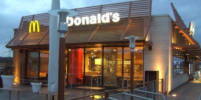 McDonald's in Regenstauf