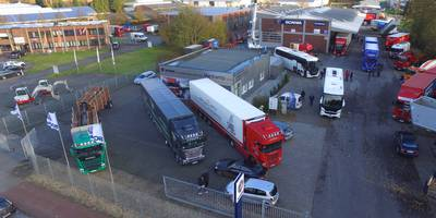 KFZ-Service Vortkamp GmbH Scania-Servicepartner in Ahaus
