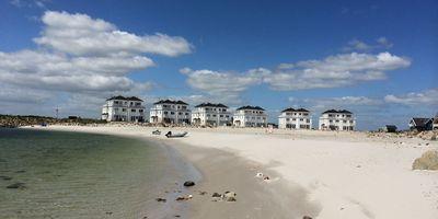 Ferienhaus STRAND HUS direkt am Strand in Kappeln an der Schlei