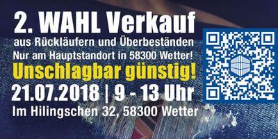 A1 ZAUNDISCOUNT in Wetter an der Ruhr