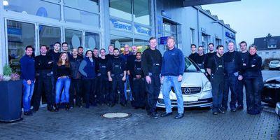 Ertner + Söhne GmbH KFZ-Werkstatt in Hilden