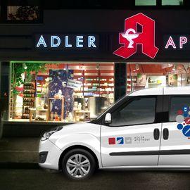 Adler Apotheke in Stadeln Stadt Fürth in Bayern
