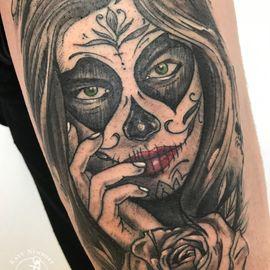 Bild zu Katy Newport Tattoo Bamberg in Bamberg