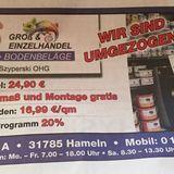 HTS Groß & Einzelhandel in Hameln