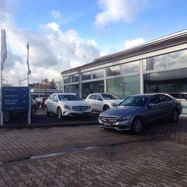 Mercedes-Benz Niederlassung Hannover Standort Bückeburg in Bückeburg