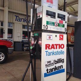 Bild zu Ratio Tankstelle in Osnabrück