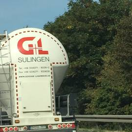 Gerdes u. Landwehr-Spedition und Baustoffe GmbH & Co. KG in Sulingen