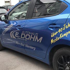 Autohaus E. Dohm GmbH & Co. KG Mazda-Vertragshdl. in Horn-Bad Meinberg