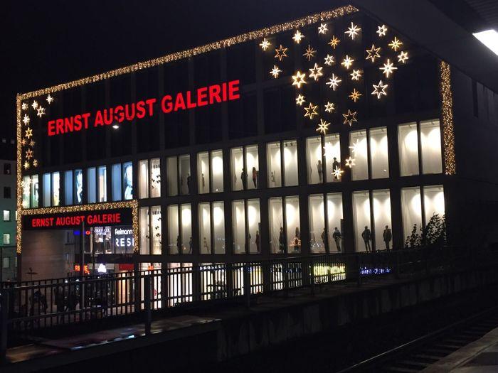 Ernst August Galerie 30 Bewertungen Hannover Mitte Ernst