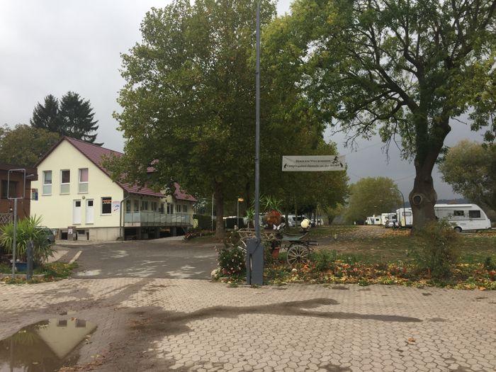 Klutviertel Hameln Karte.Campingplatz Hameln An Der Weser In Hameln In Das Ortliche