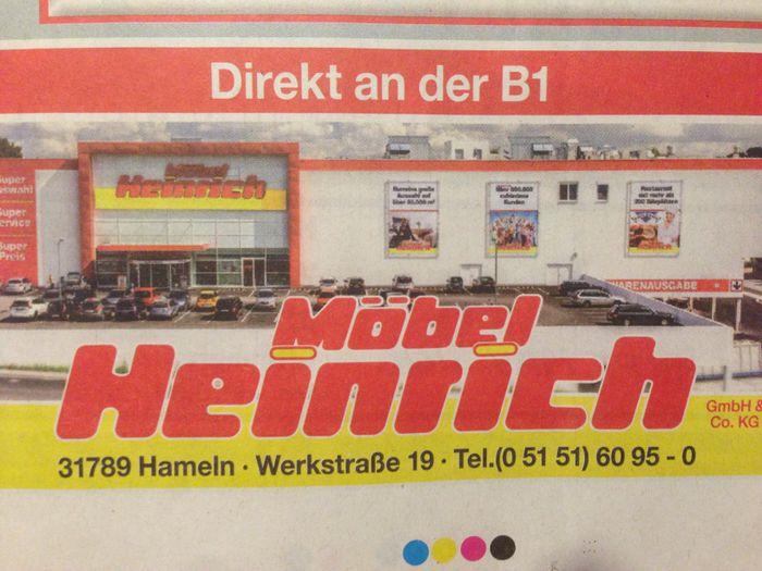 Möbel Hameln möbel heinrich 8 bewertungen hameln klein berkel werkstraße