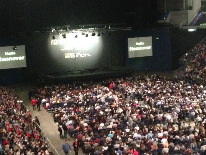 Tui Arena 3 Bewertungen Hannover Bemerode Bemerode Expo Plaza