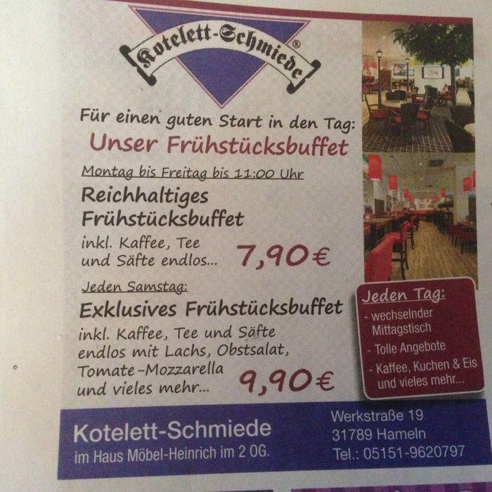 Kotelett Schmiede Gaststattenbetriebs Gmbh Gaststatte 2 Fotos